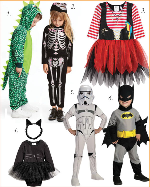 Dragon Costume $34.99 Hu0026&;M | 2. Skeleton Costume  sc 1 st  The Closet - White Oaks Mall & SQUAD GHOULS | These Halloweu0027en Finds Will Get You in the Spirit ...