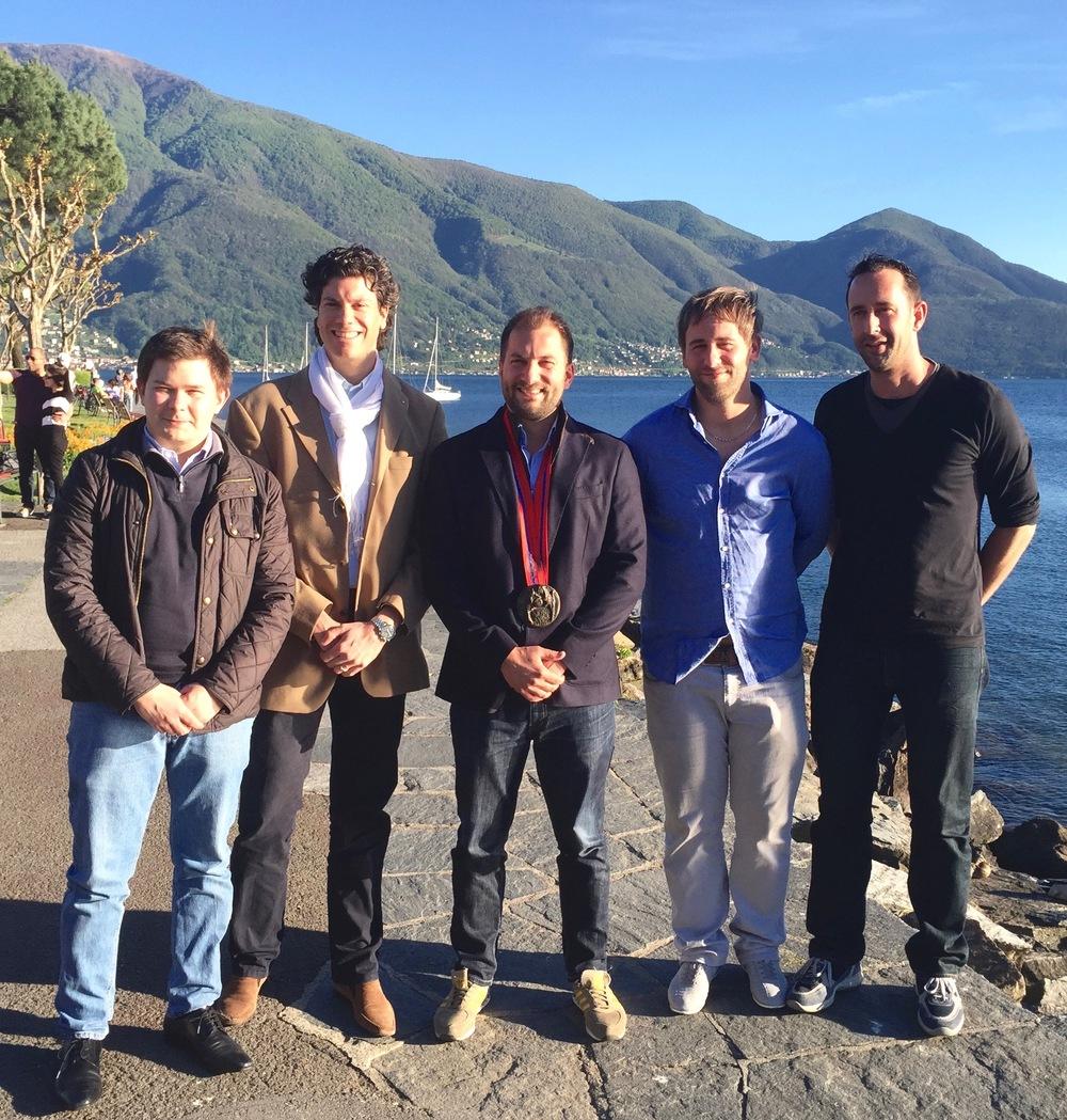 Marzo 2016 Nuovo comitato Round Table 36 Locarno