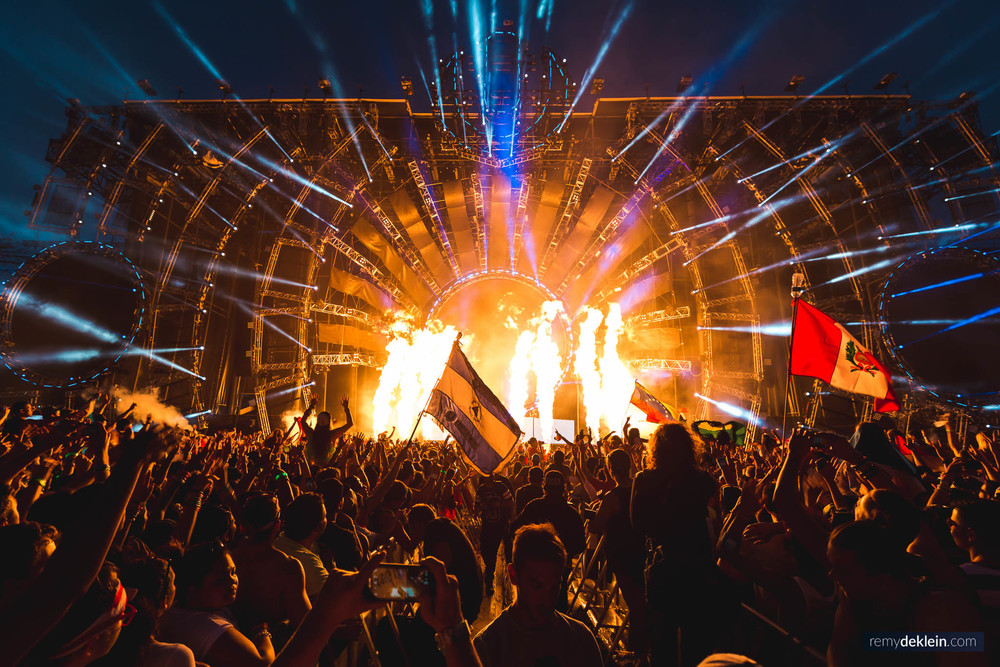 Ultra Music Festival 2014 Mainstage Eric Prydz