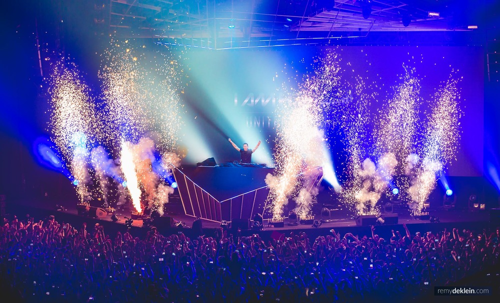 I Am Hardwell on Tour Amsterdam