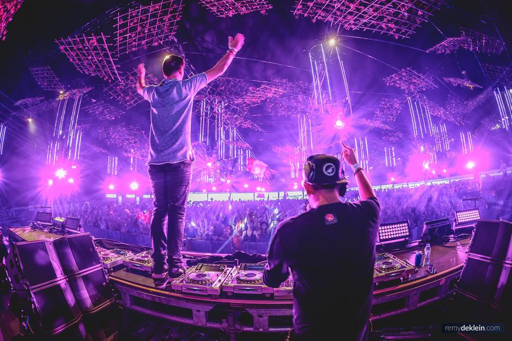 Dzeko & Torres Tomorrowland Versuz