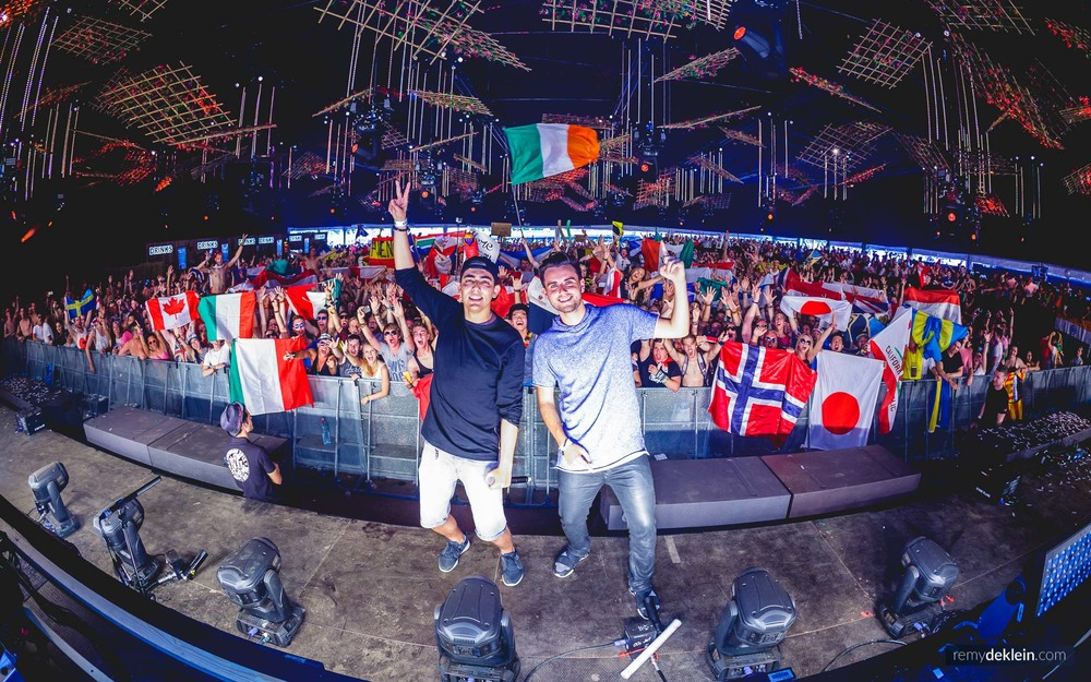 Dzeko & Torres Tomorrowland