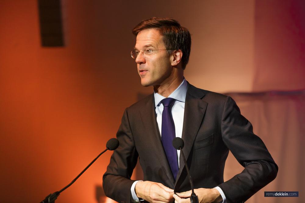 Premier Rutte Mark Startup