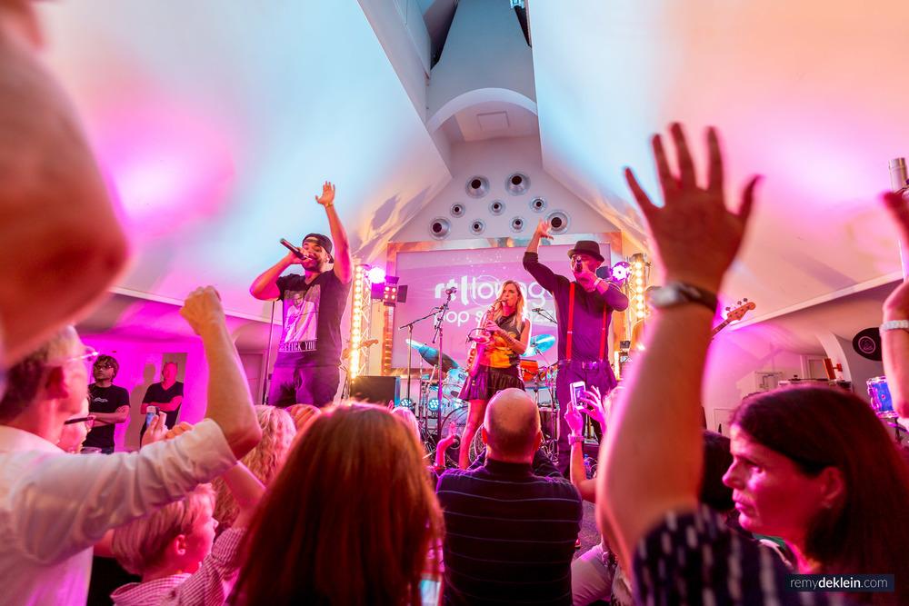 RTL Lounge - Candy Dulfer 12-10-2014