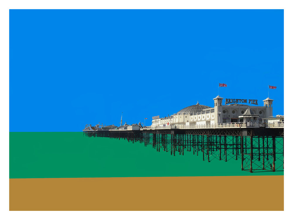Brighton 3 Colour
