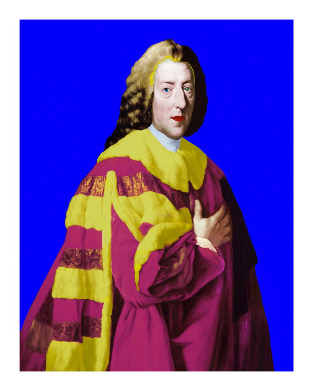 William Pitt the Elder.