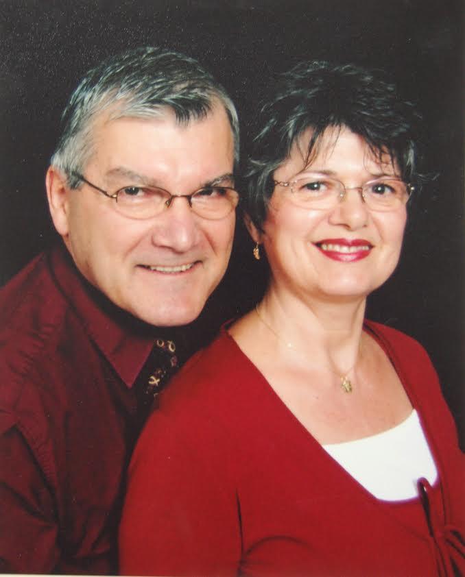 Donald & Lorraine Gingras