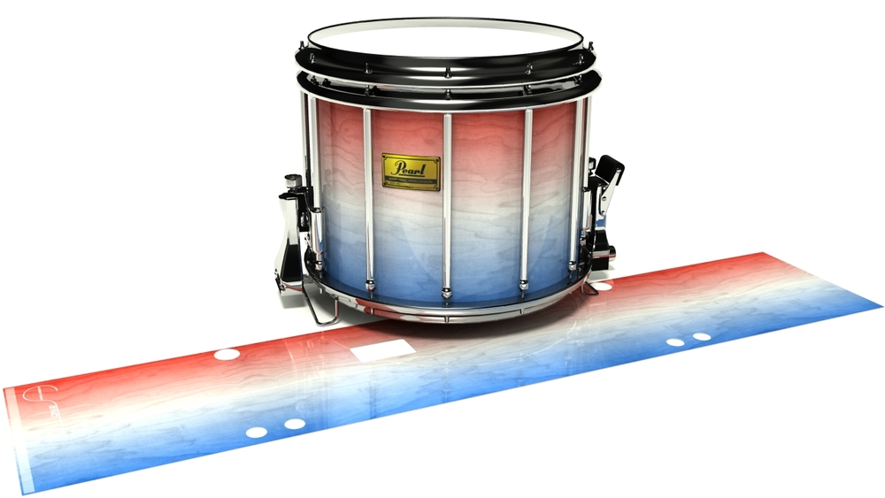 Patriotic Maple Fade