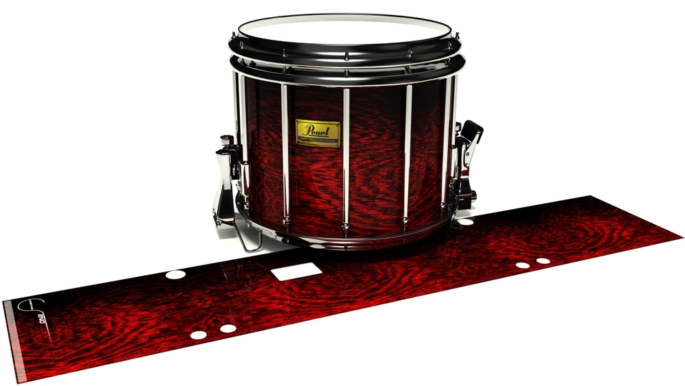 Rosy Red Rosewood