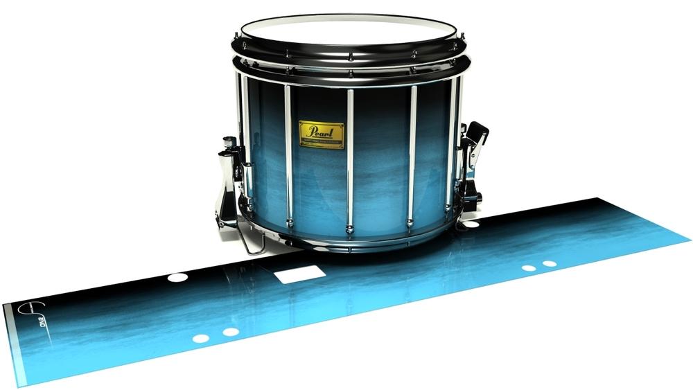 Zircon Blue Stain