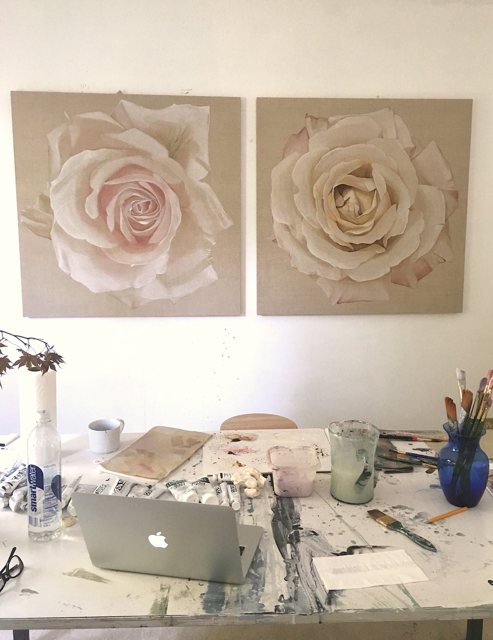 Jennifer Olwig Art Studio