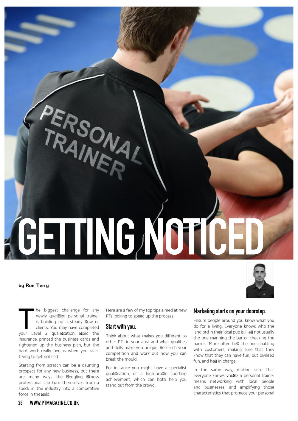 Personal Trainer Swindon