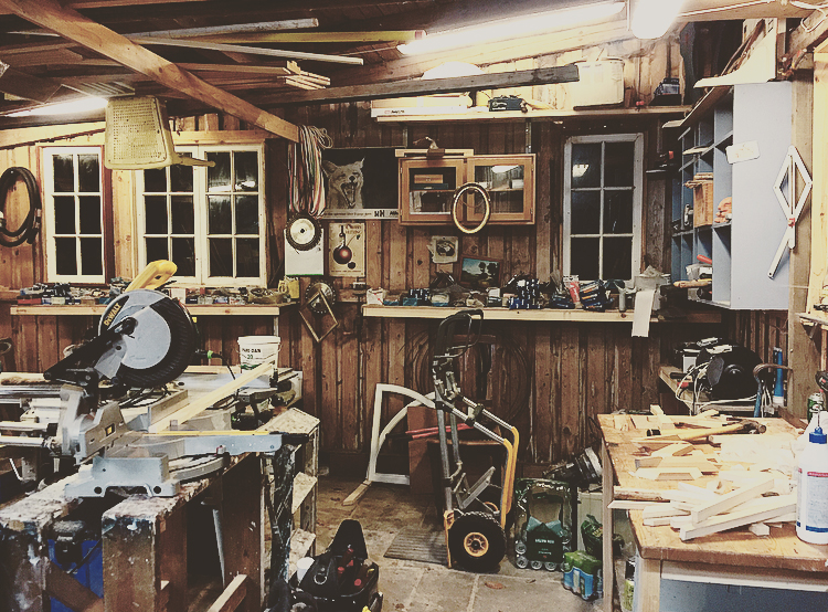 wood workshop 2016
