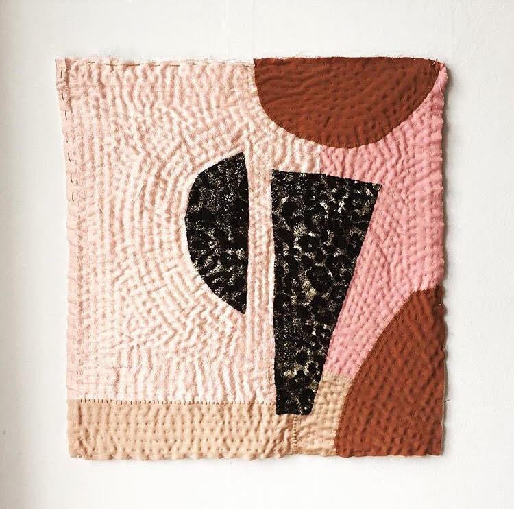 Mini oki quilt 42x44 cm