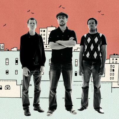 Cameron Mizell Trio, Brad Whiteley, Kenneth Salters