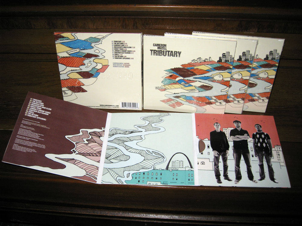 Tributary CD Package