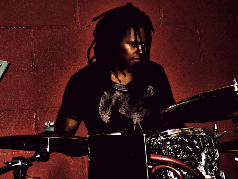 Kenneth Salters drums