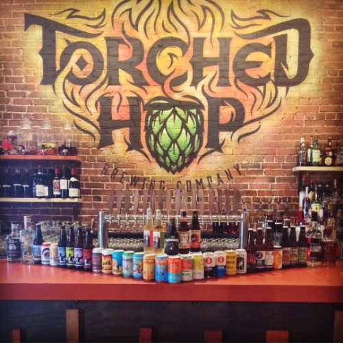 Photo: Torched Hop Brewing Company Facebook