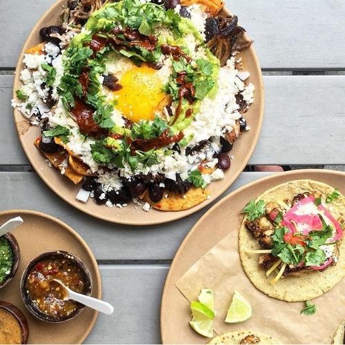 Instagram:  @foodinstagirl