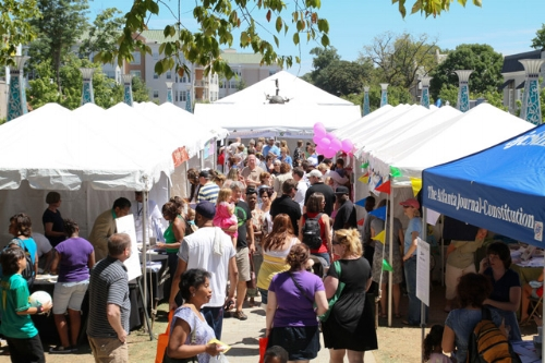 Photo: Decatur Book Festival