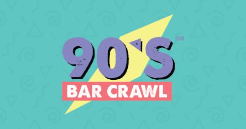 90sbarcrawl.com