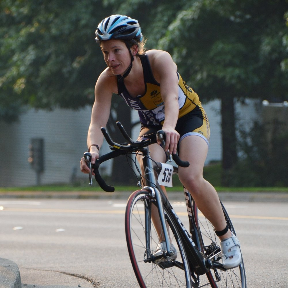 Cecilia Noecker - Graduate StudentGenome Sciences2x Seafair Sprint Triathlon champion