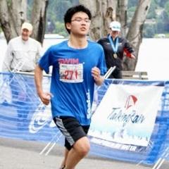 Alex Zhou - Computer Science Major2x Olympic Triathlon Finisher