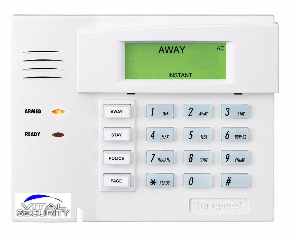 honeywell-6150-security-keypad