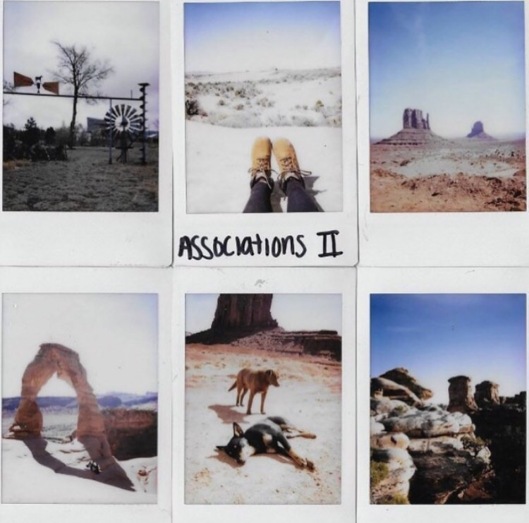 "Associations sophomore EP ""II"""