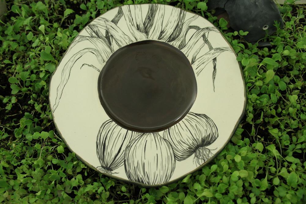 Onion Plate