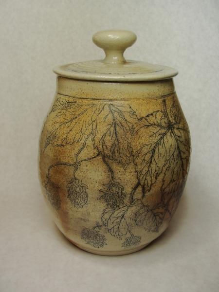Hops Jar