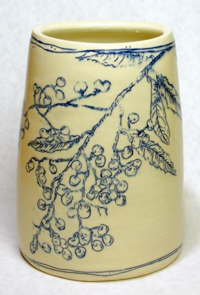 Elderberry Vase