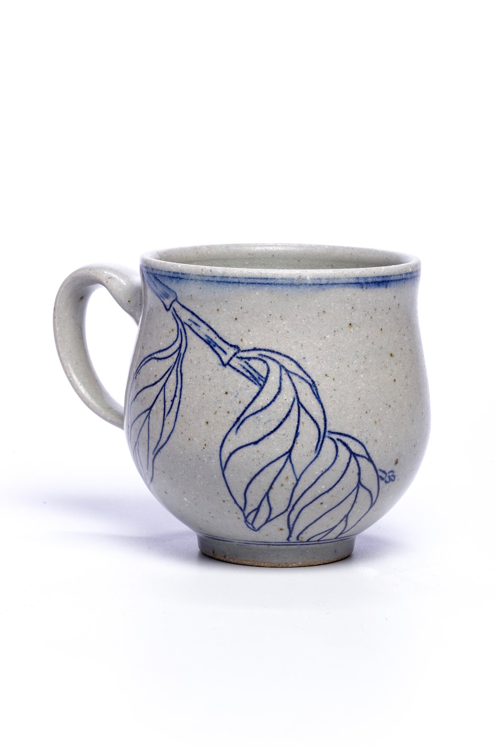 Willow Leaf Mug