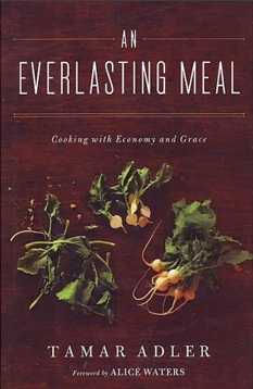 In essays on forgotten skills such as boiling, suggestions for what to do when cooking seems like a chore, Tamar reminds us of the practical pleasures of eating.