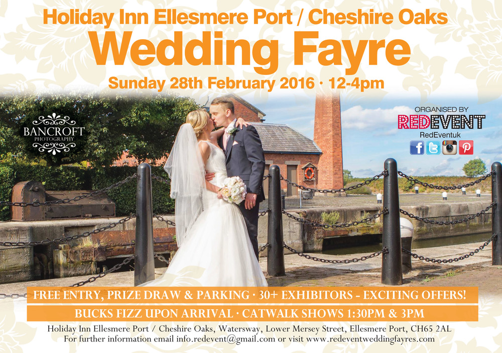 Holiday Inn Ellesmere Port Wedding Fayre