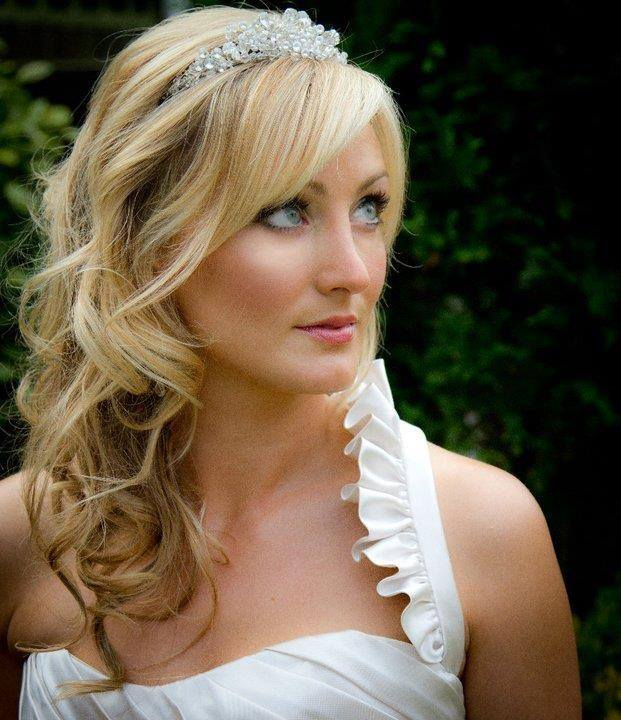 Hair at home Special offer at Leasowe Castle Wedding Fayre Wirral Red Event2