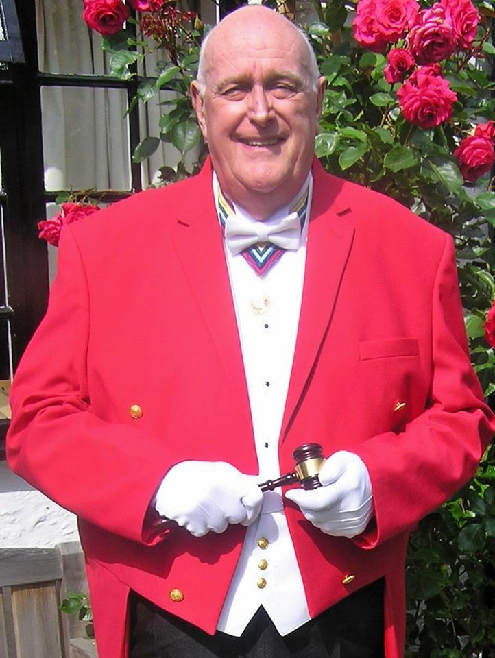 John Knight Toastmaster Red Event Special offer Leasowe Castle Wedding Fayre Wirral