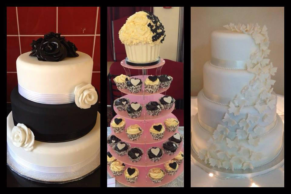 Sinfully Delightfull Wedding cake Special Offer for The Red Event Wedding Fayre At Leasowe Castle Hotel Wirral sunday 22nd June 2014