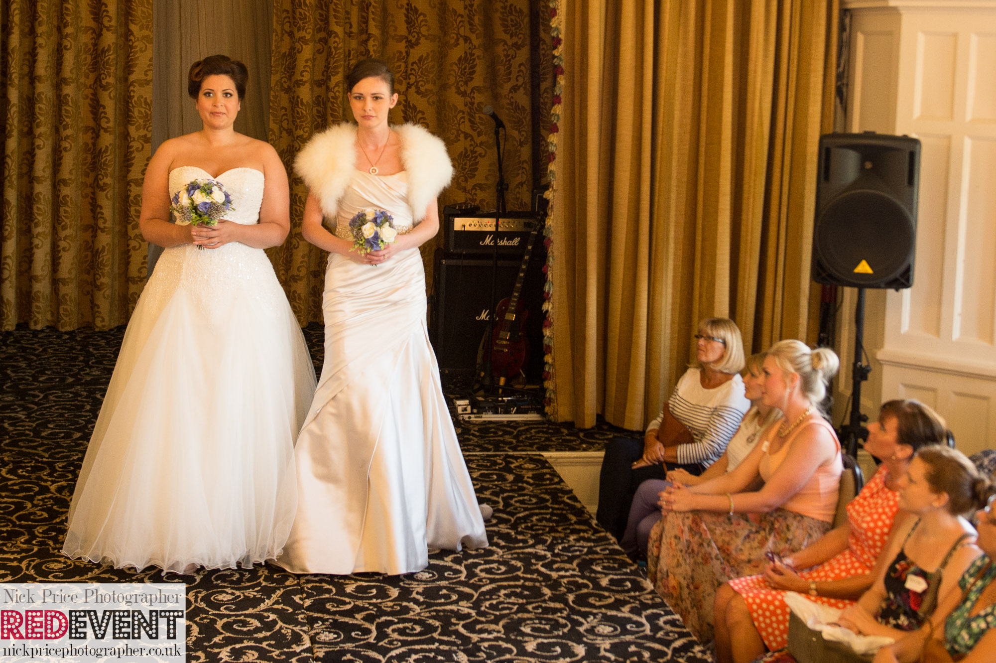FB Leasowe Castle Wedding Fayre, Wirral. Sunday 22nd June Catwalk show  RED EVENT-30