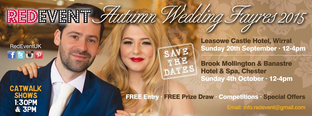 Red Event Autumn Wedding Fayres