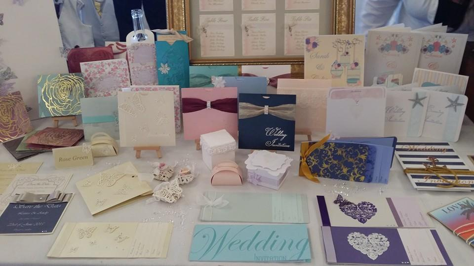 Red Event RoseVert Stationery & Invites Special offer brook mollington banastre hotel & spa Wirral chester merseyside wedding fayre