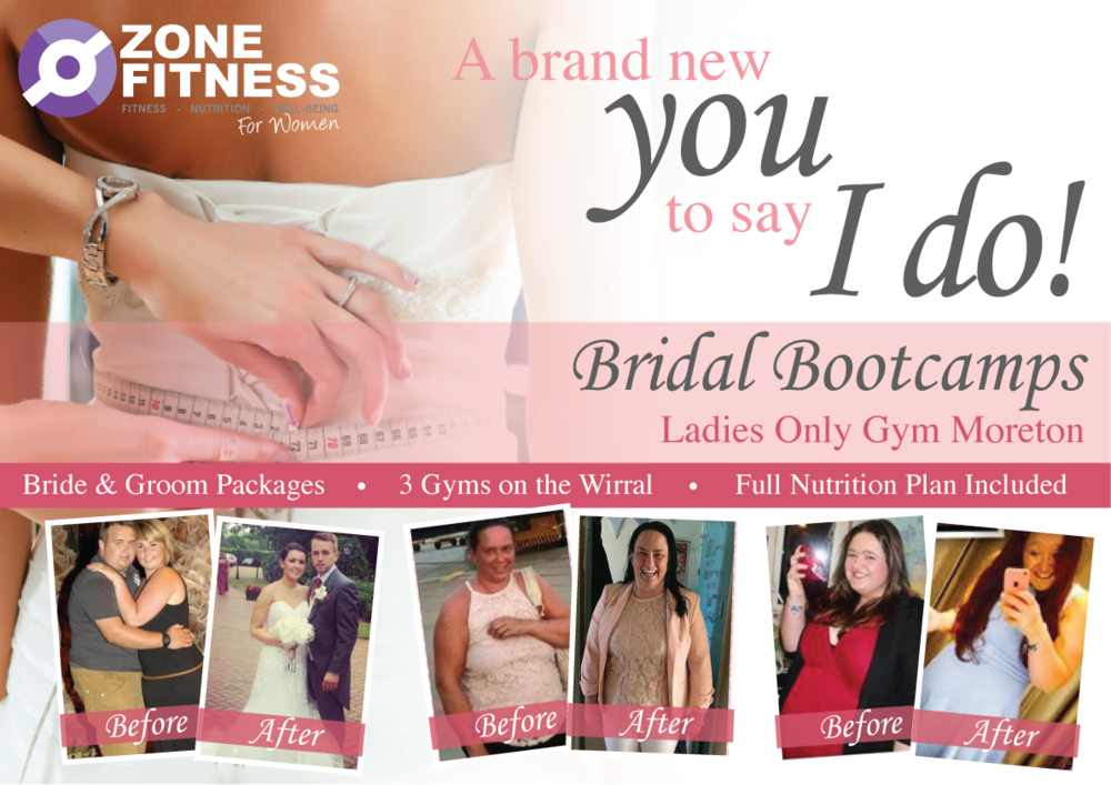 Zone Fitness Bridal Boot Camp