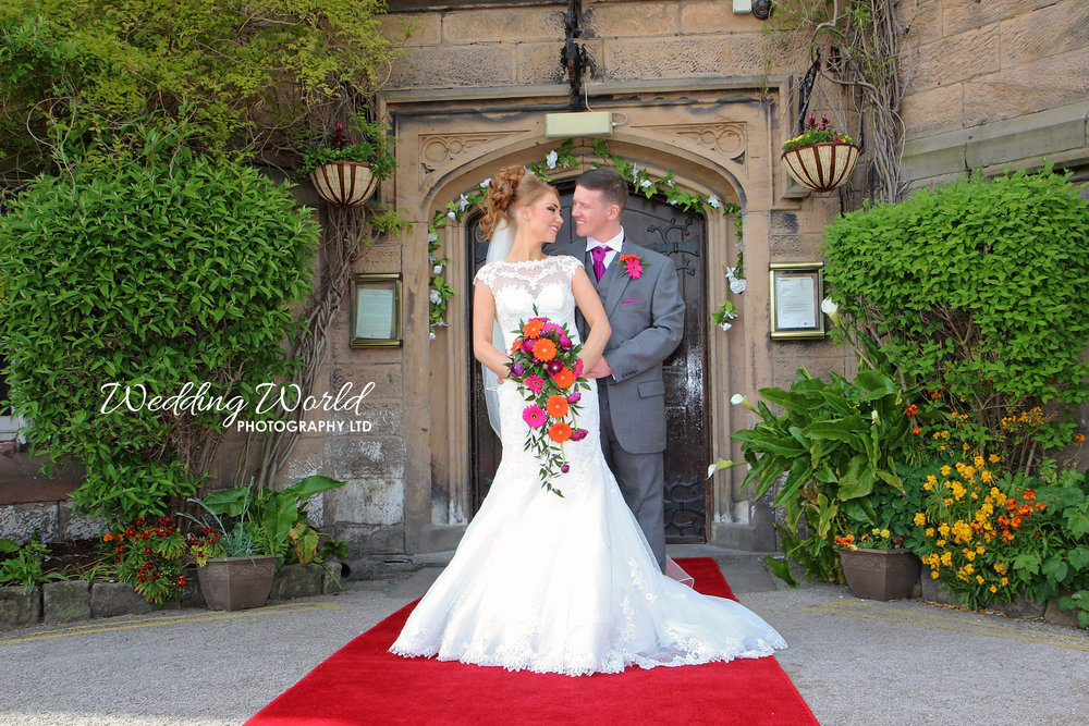 Leasowe Castle Hotel Wedding