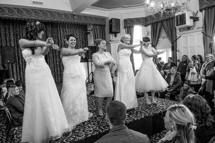 Leasowe Castle Catwalk show
