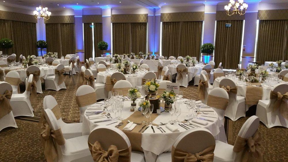 Macdonald Craxton Wood Hotel & Spa Wedding fayre