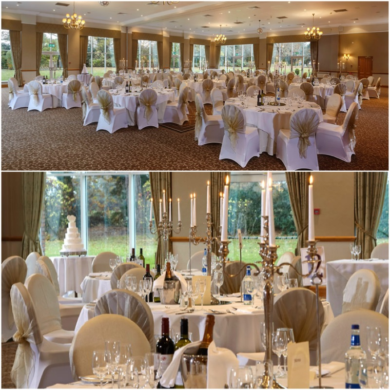 Macdonald Craxton Wood Hotel & Spa Wedding fayre