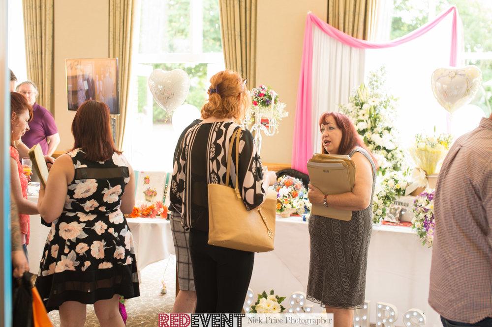 Wedding Fayre North West www.redeventweddingfayre.com