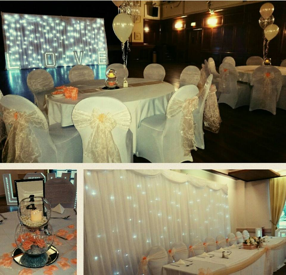 20 off venue dressing show offer and free post box hire from megan louise events only at our north west wedding fayre sunday 8th october →