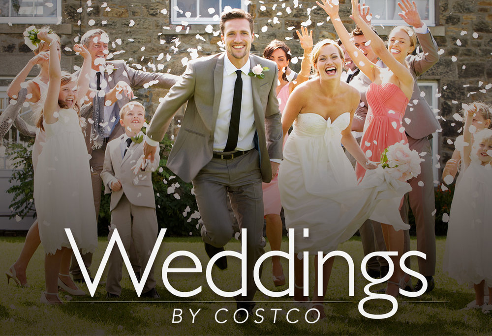 costco offers lots of wedding products and services at discounted prices they offer everything from wedding rings diamonds champagne celebration cakes
