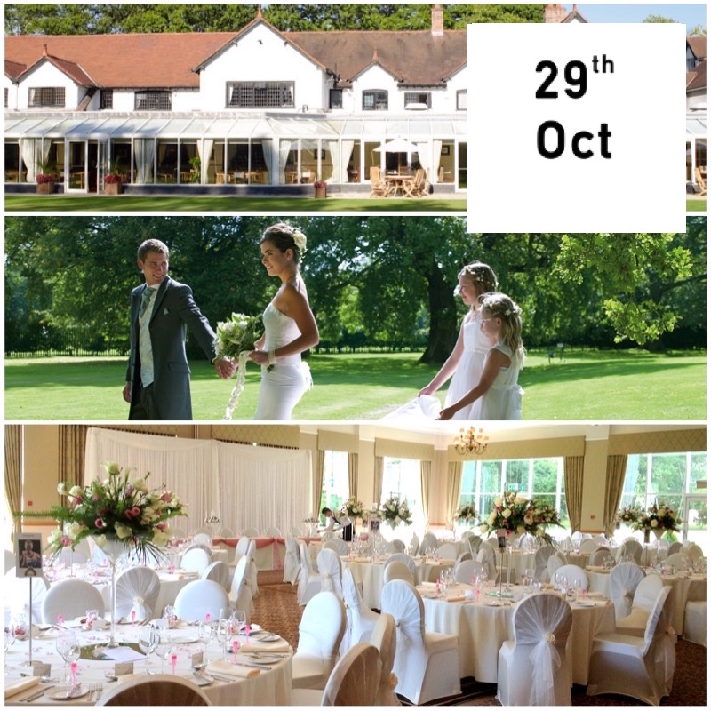 Macdonald Craxton Wood Wedding Fayre Chester & Cheshire